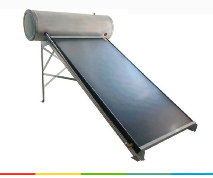 Termotanques solares de Placa plana
