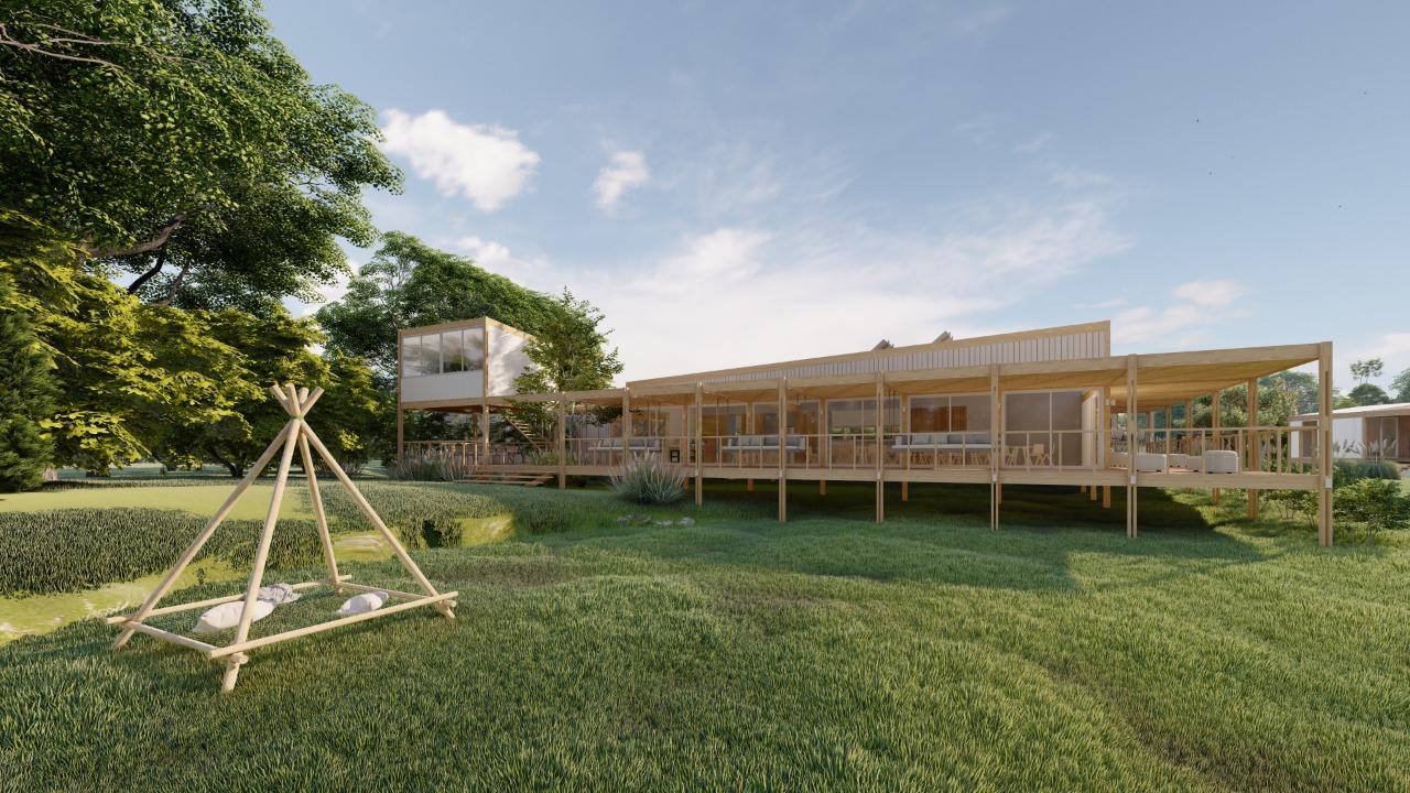 Eco-Hostel Senderos del Monte