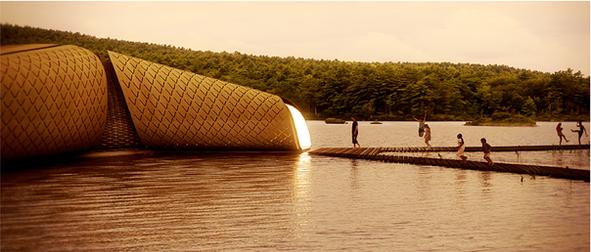 FabLab Flotante en Amazonia