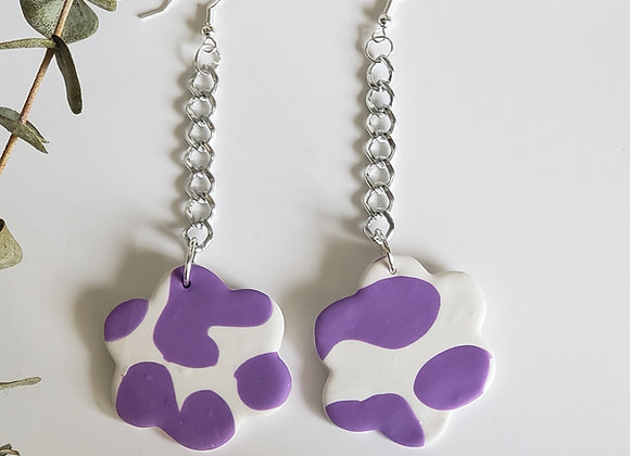 Grape Daisies with chain