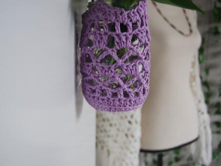 Boho Plant Hanger - Pattern