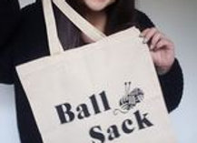 Ball Sack Yarn Bag