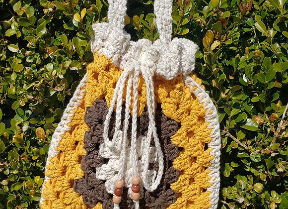 Sunflower Satchel