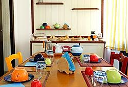 Sala colazione B&B gaulos