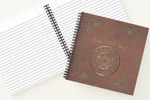 Gray Witch Tarot Journal