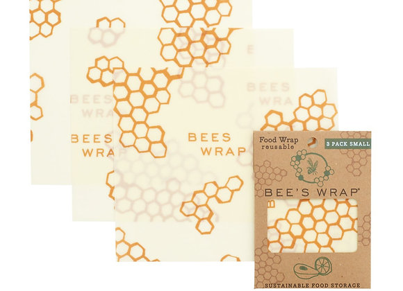 BEE´S WRAP 3er Set Small