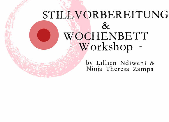Still & Wochenbett Workshop 21.05.2021