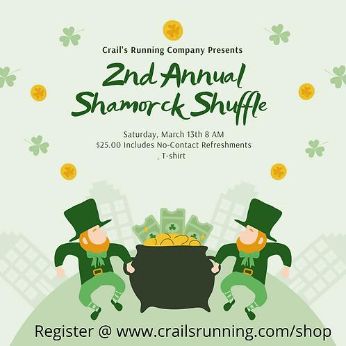 2nd Annual Shamrock Shuffle