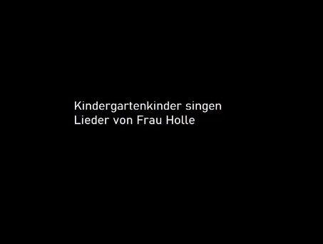Märchen im Kindergarten Büelhof 1