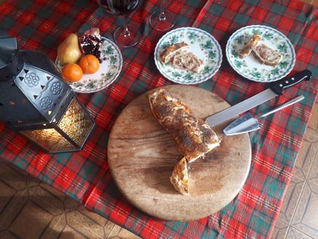 A festive recipe from Ester's kitchen