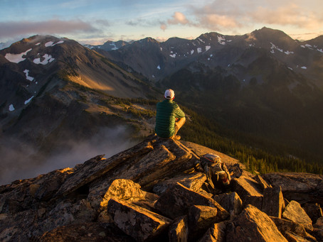 National Park Series: Olympic National Park, WA