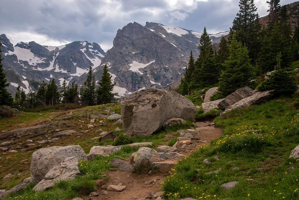Pawnee Pass Colorado