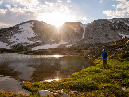 Lakes + Granite + More Lakes: Backpacking the Medicine Bow Mountains in WY