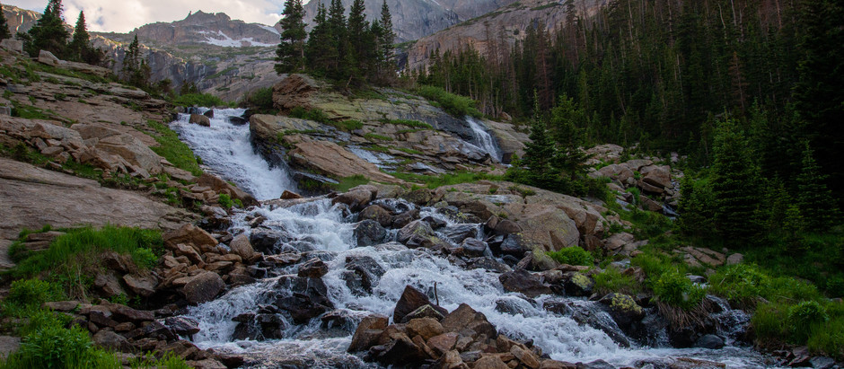 Two Days, Two Hikes in Rocky Mountain National Park: Part I - Glacier Gorge