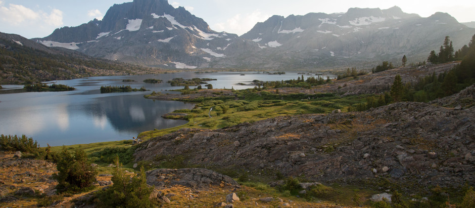 Backpacking in the Range of Light: A 3-Day Loop in the Ansel Adams Wilderness, CA