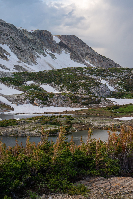 Medicine Bows Wyoming