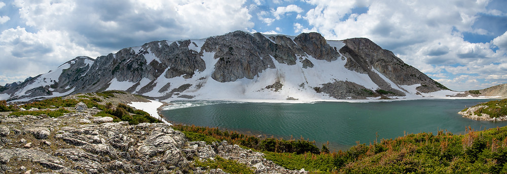 Medicine Bow Mountains Wyoming