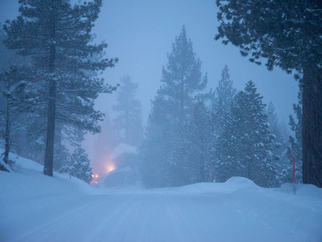 The Pineapple Express and the Wild Winter of 2017