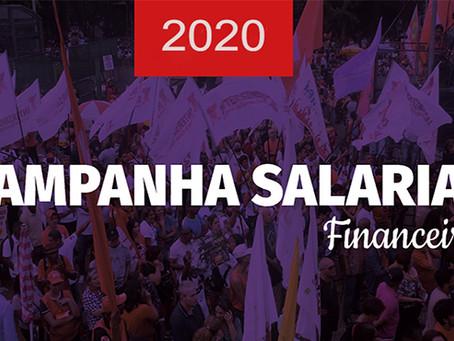Movimento sindical cobra reabertura da Campanha Nacional dos Financiários