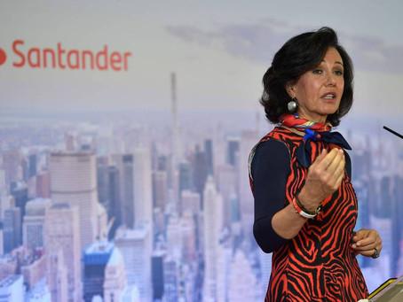 Vacina é a política econômica mais eficiente, diz presidente do Santander