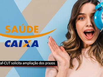 Movimento sindical solicita ampliação dos prazos do GT Saúde Caixa