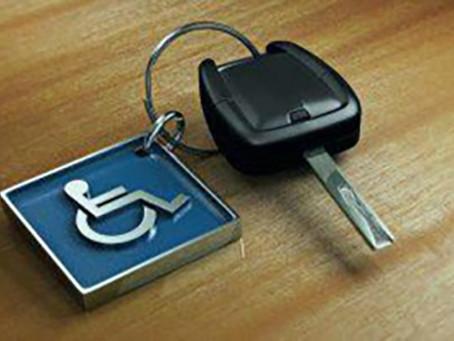 IPVA para pessoas com deficiência é suspenso