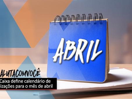CEE/Caixa define calendário de lutas para o mês de abril