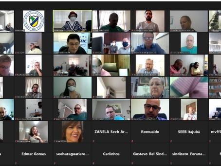 Reunião do COE – Itaú/Unibanco