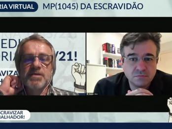 """Fetec-CUT/PR debate a """"MP da Escravidão"""""""