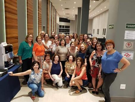 Garotas BNC Forever ajudam a Santa Casa de Sorocaba