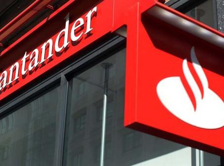 Que vergonha, Santander! Banco adota MP 927
