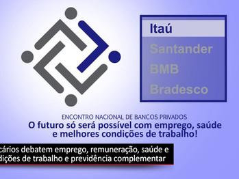 Bancários do Itaú realizam encontro nacional nesta quinta-feira (5)