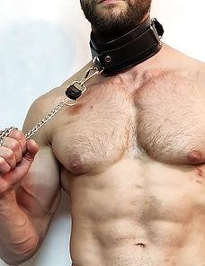 bdsm leahter gear for men, male leather underwear, Folsom fetish