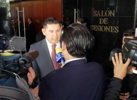 INE da revés a queja del PAN contra entrevistas a Alejandro Armenta