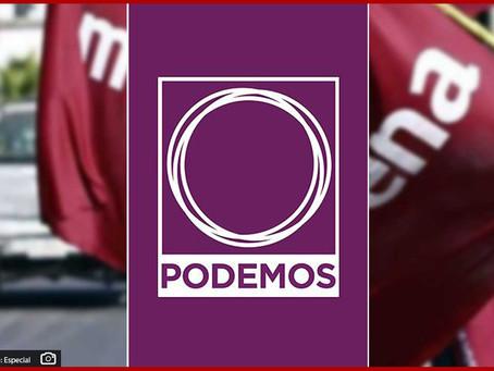 Piden investigar desvíos del partido español Podemos a Morena