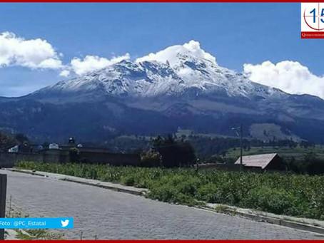 Se accidentan dos alpinistas en el Citlaltépetl