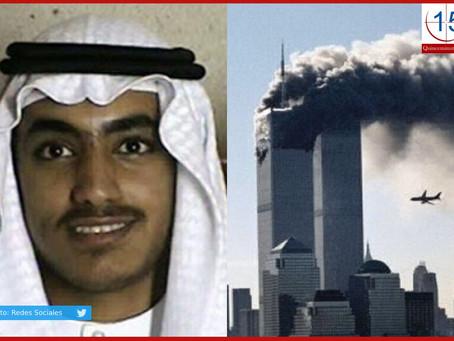 Confirma Trump muerte de un hijo de Osama bin Laden; a 18 años del 11-S