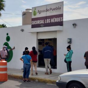 Hackean sistema comercial de Agua de Puebla y alteran cobros del servicio