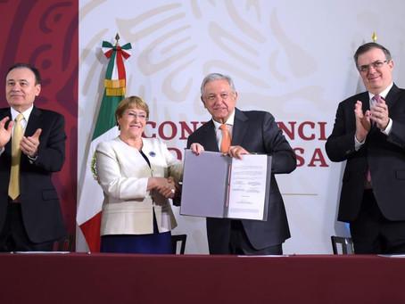 Pide México apoyo de la ONU para crear Guardia Nacional