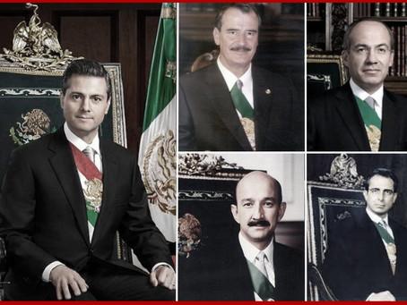 Plantean consulta para enjuiciar a los expresidentes, pero sin mencionarlos