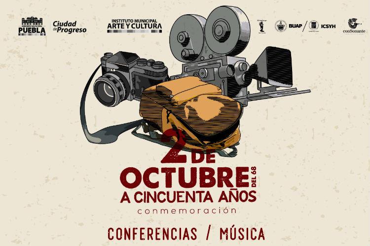 Conferencias 2 de octubre