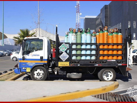 Frustran estatales robo de 89 tanques de oxígeno en Amozoc