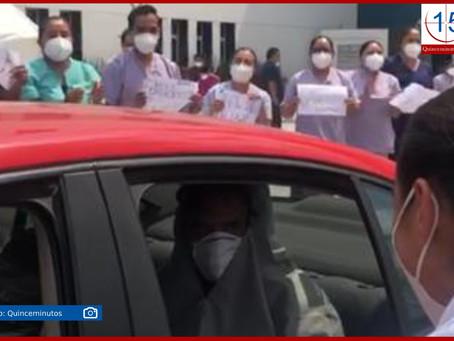 Vence Covid-19 hombre de 54 años en Hospital de Cholula