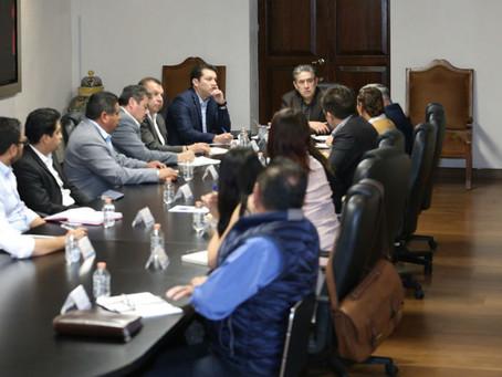 Puebla garantiza seguridad a caravana migrante: SGG