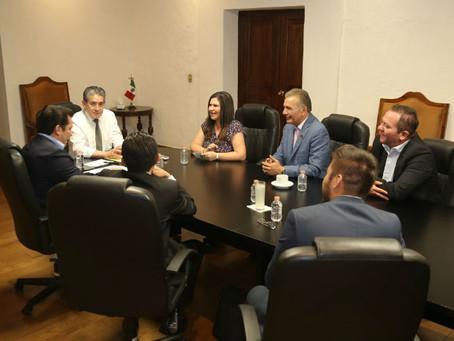 Regresa Estado mando de la seguridad a nueva alcaldesa de Texmelucan