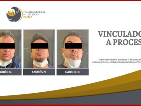 Prisión por tentativa de homicidio y portar armas en Huejotzingo