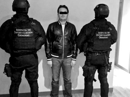 Operador financiero de El Chapo y dos más se fugan del Reclusorio Sur