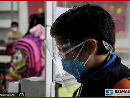 Detectan 5 casos sospechosos de Covid-19 en filtros escolares: SEP