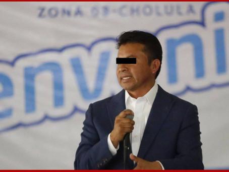 Dictan prisión preventiva a exedil de San Andrés Cholula