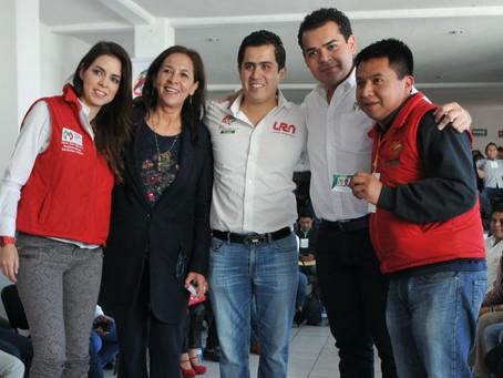Nombran a Lorenzo Rivera secretario nacional de Gestión Social de Red de Jóvenes